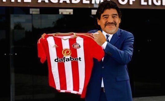 Maradona and Sunderland