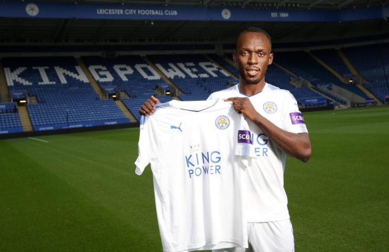 Usain Bolt to Leicester